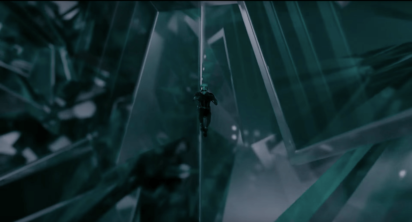 The Quantum Realm in Ant-Man