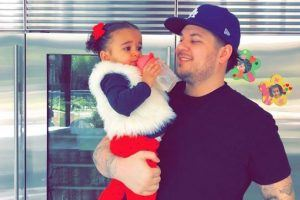 Rob Kardashian's Most Adorable Twitter Photos Of His Daughter