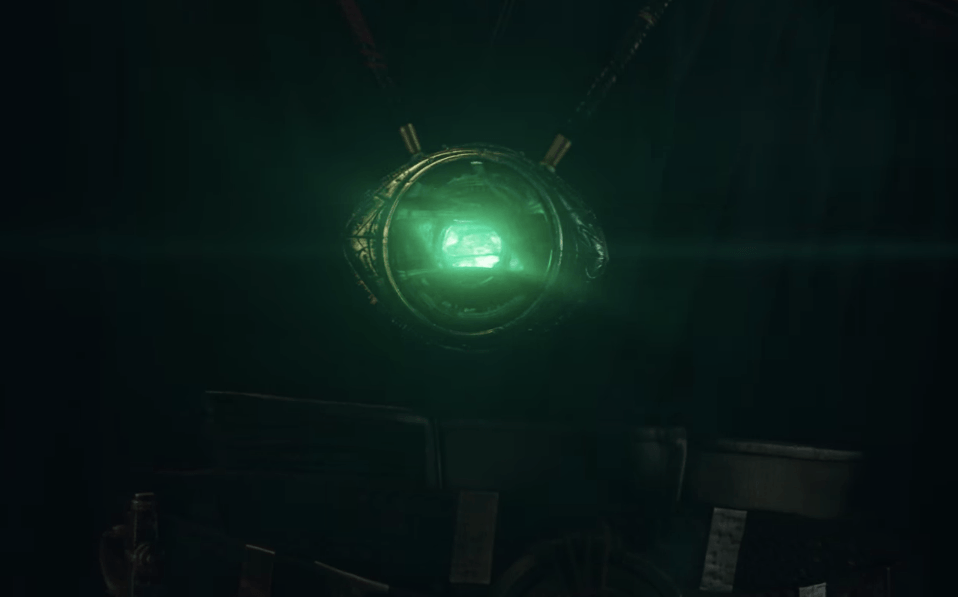 The Time Stone in Avengers: Infinity War