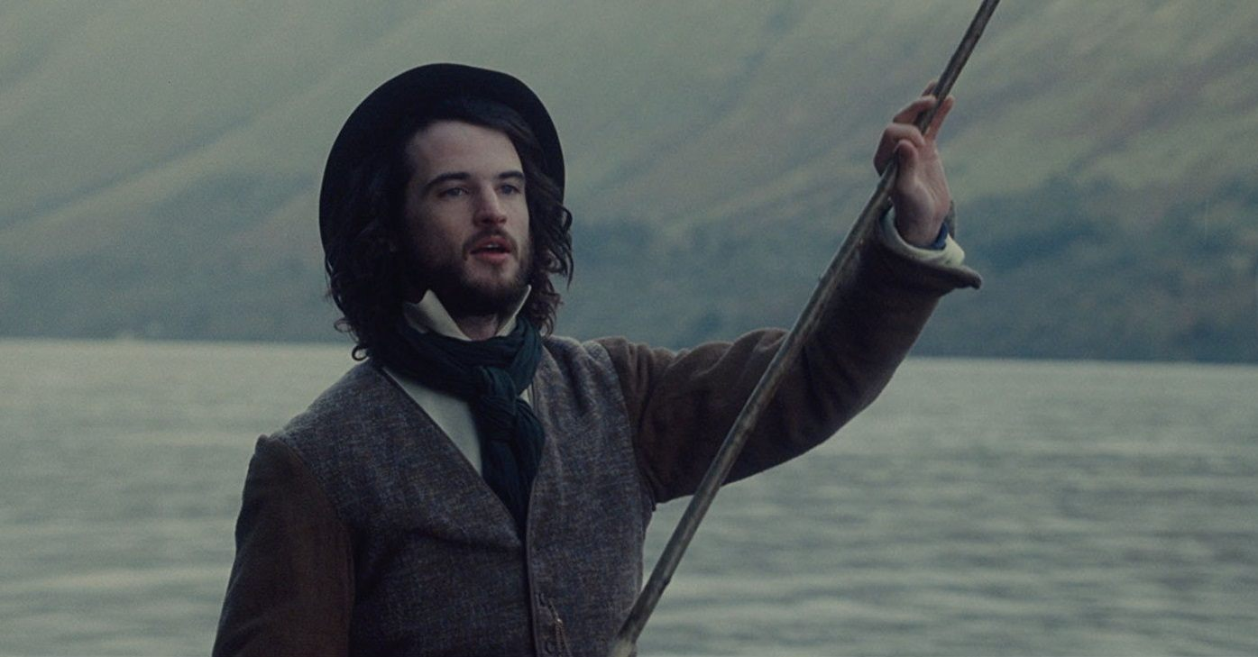 Tom Sturridge in Effie Gray