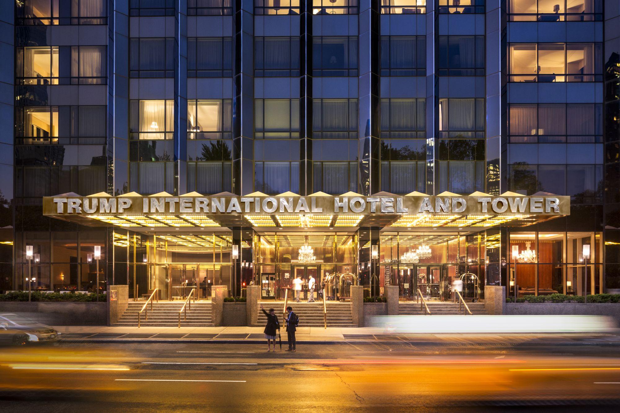trump international hotel nyc