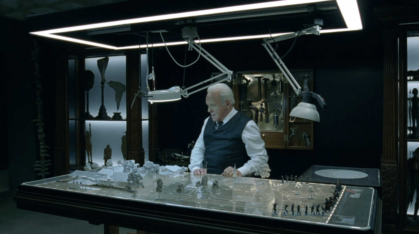 Robert Ford's plan in Westworld