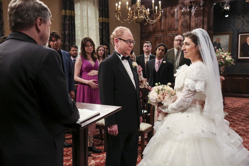 Sheldon And Amy Wedding.The Big Bang Theory The 1 Best Moment From Sheldon And Amy S Wedding