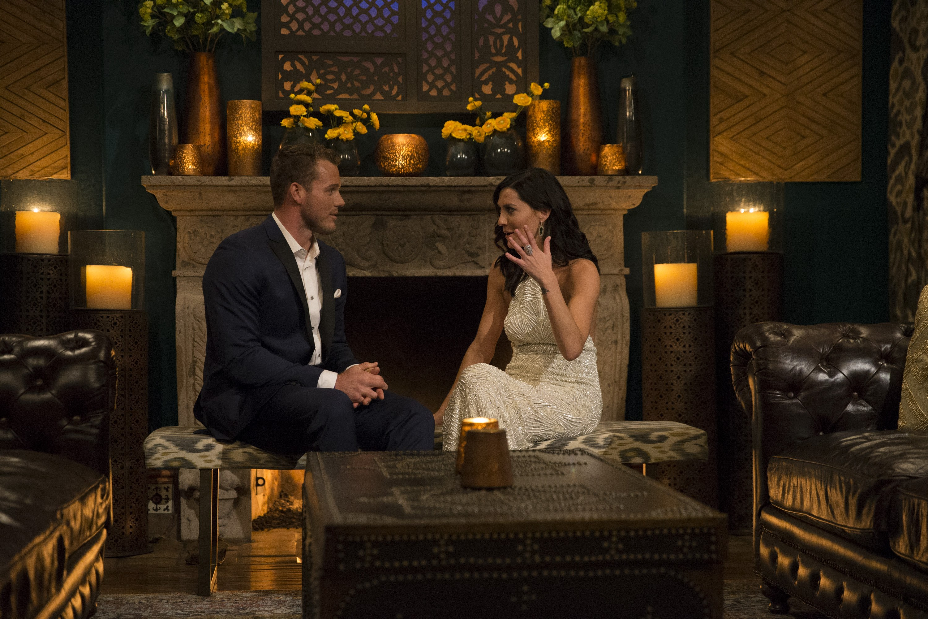 """THE BACHELORETTE - """"Episode 1401"""" - Fan favorite Becca Kufrin captured AmericaÕs heart when she found herself at the center of one of the most gut-wrenching Bachelor breakups of all time. Now the Minnesota girl next door returns for a second shot at love and gets to hand out the roses, searching for her happily-ever-after in the 14th edition of ABCÕs hit series ÒThe Bachelorette,Ó premiering MONDAY, MAY 28 (8:00-10:01 p.m. EDT), on The ABC Television Network. (ABC/Paul Hebert)<br />"""