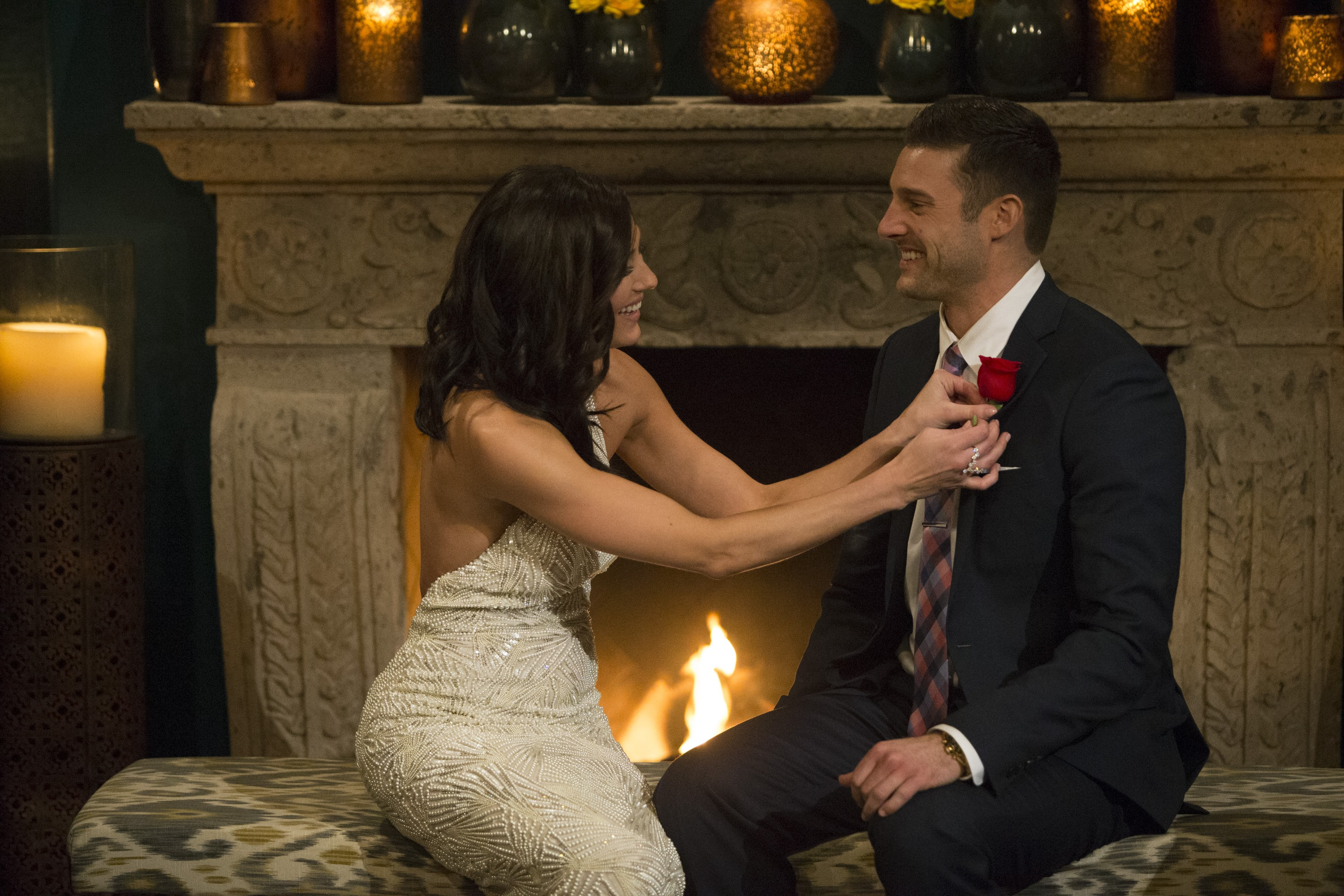 "THE BACHELORETTE - ""Episode 1401"" - Fan favorite Becca Kufrin captured AmericaÕs heart when she found herself at the center of one of the most gut-wrenching Bachelor breakups of all time. Now the Minnesota girl next door returns for a second shot at love and gets to hand out the roses, searching for her happily-ever-after in the 14th edition of ABCÕs hit series ÒThe Bachelorette,Ó premiering MONDAY, MAY 28 (8:00-10:01 p.m. EDT), on The ABC Television Network. (ABC/Paul Hebert)<br />"