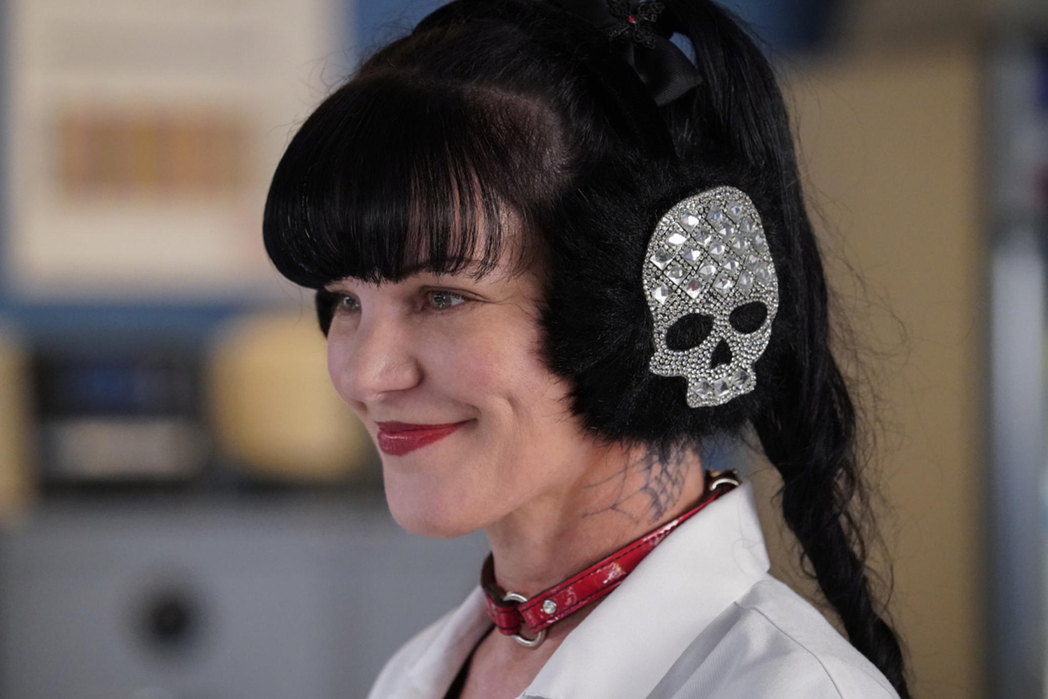 Pauley Perrette on NCIS