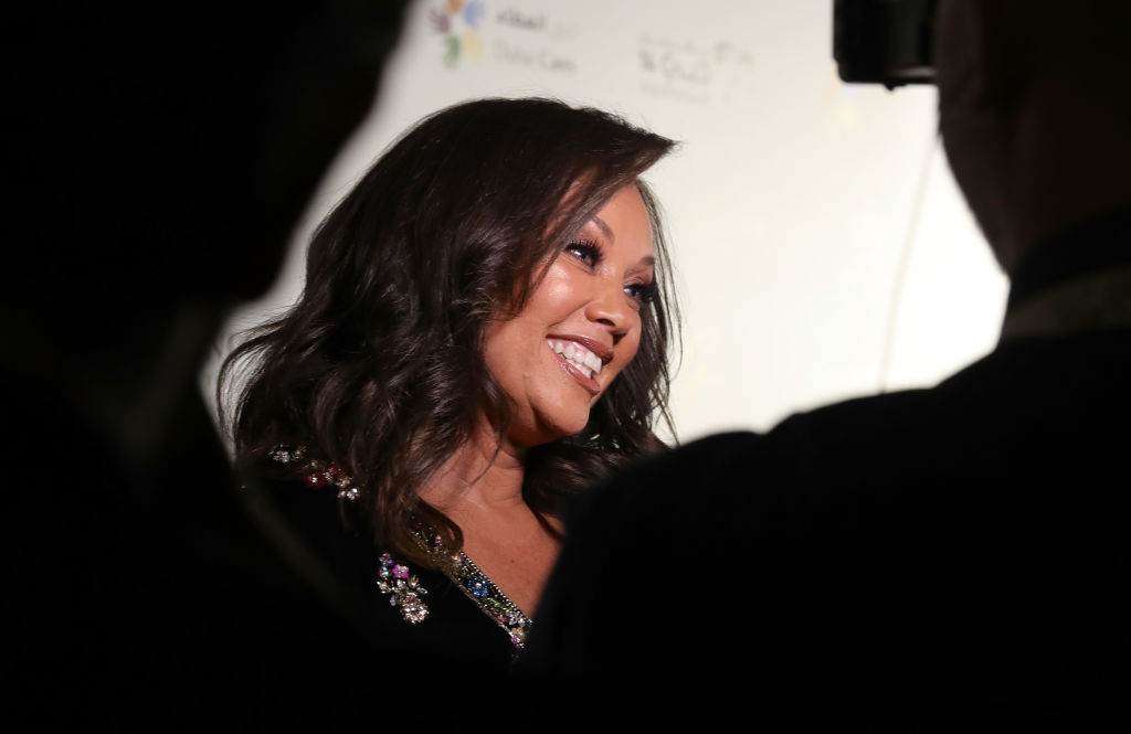 Vanessa Williams attends the Global Gift Gala on day three of the 14th annual Dubai International Film Festival
