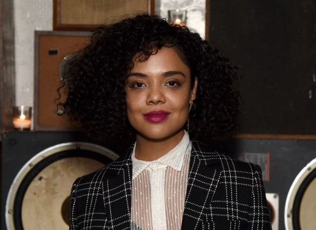 Actress Tessa Thompson attends 2018 Tribeca Film Festival After-Party
