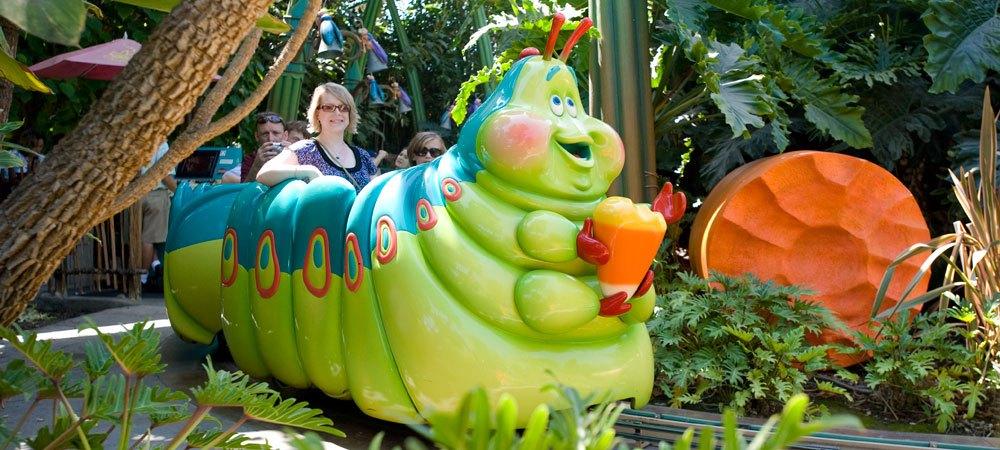 Disney's A bugs land