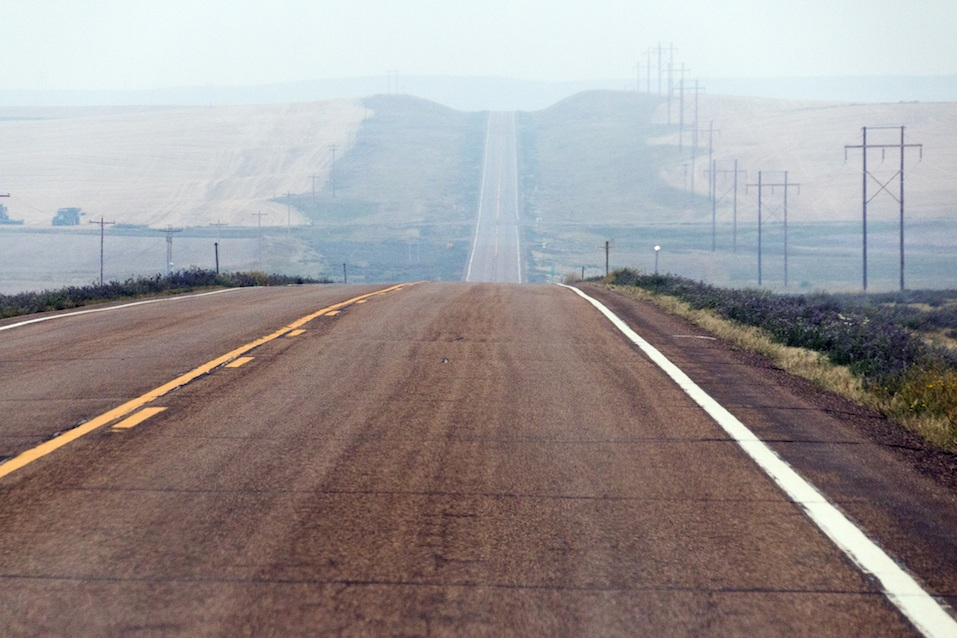 North Dakota highway