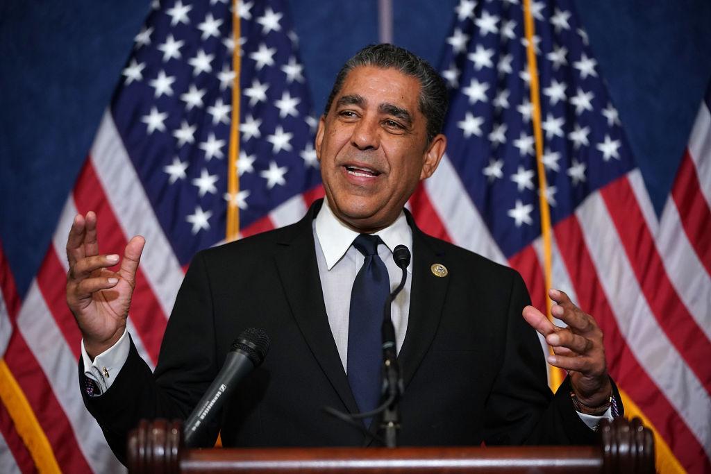Rep. Adriano Espaillat (R-NY) speaks