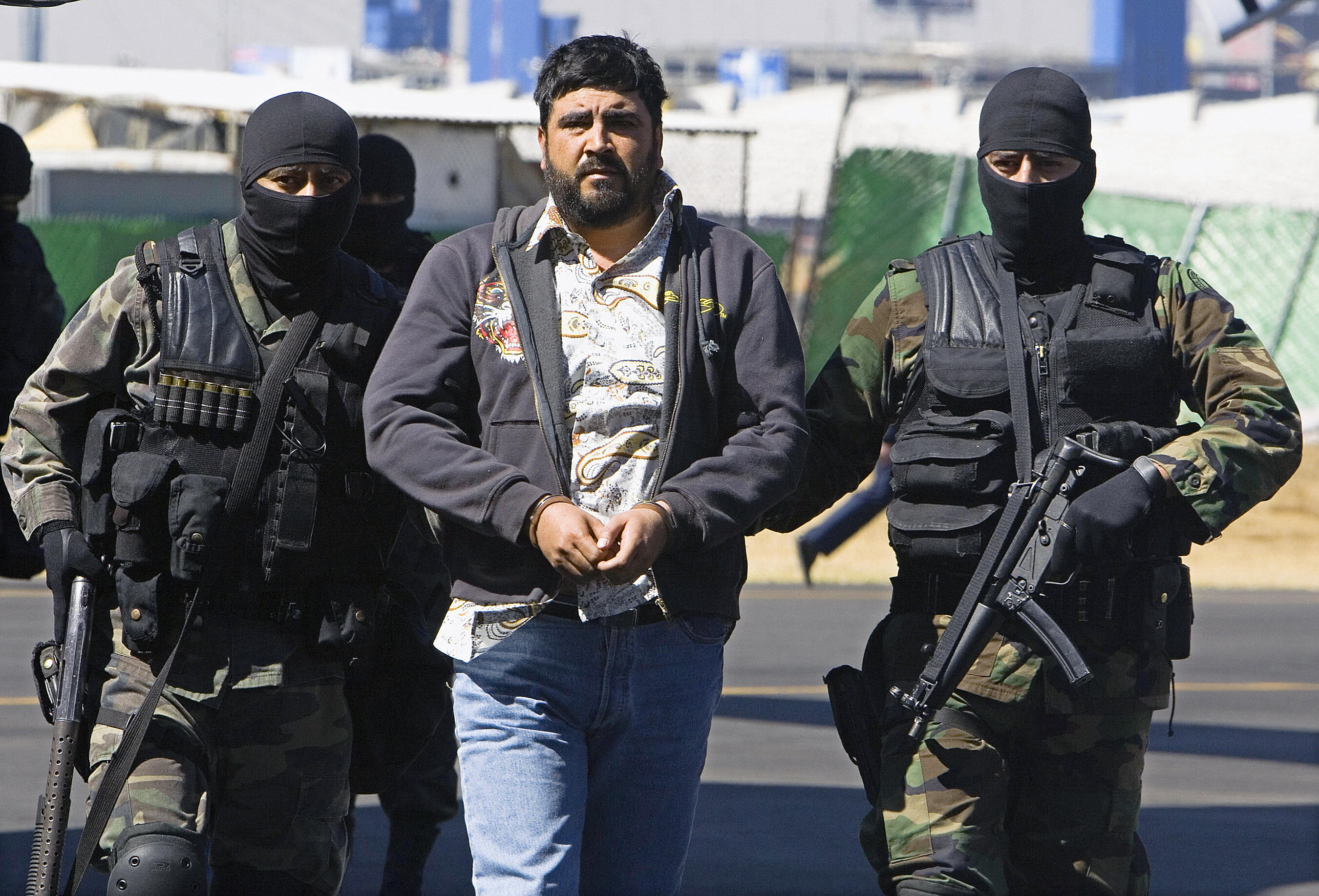 drugdealer Alfredo Beltran Leyva
