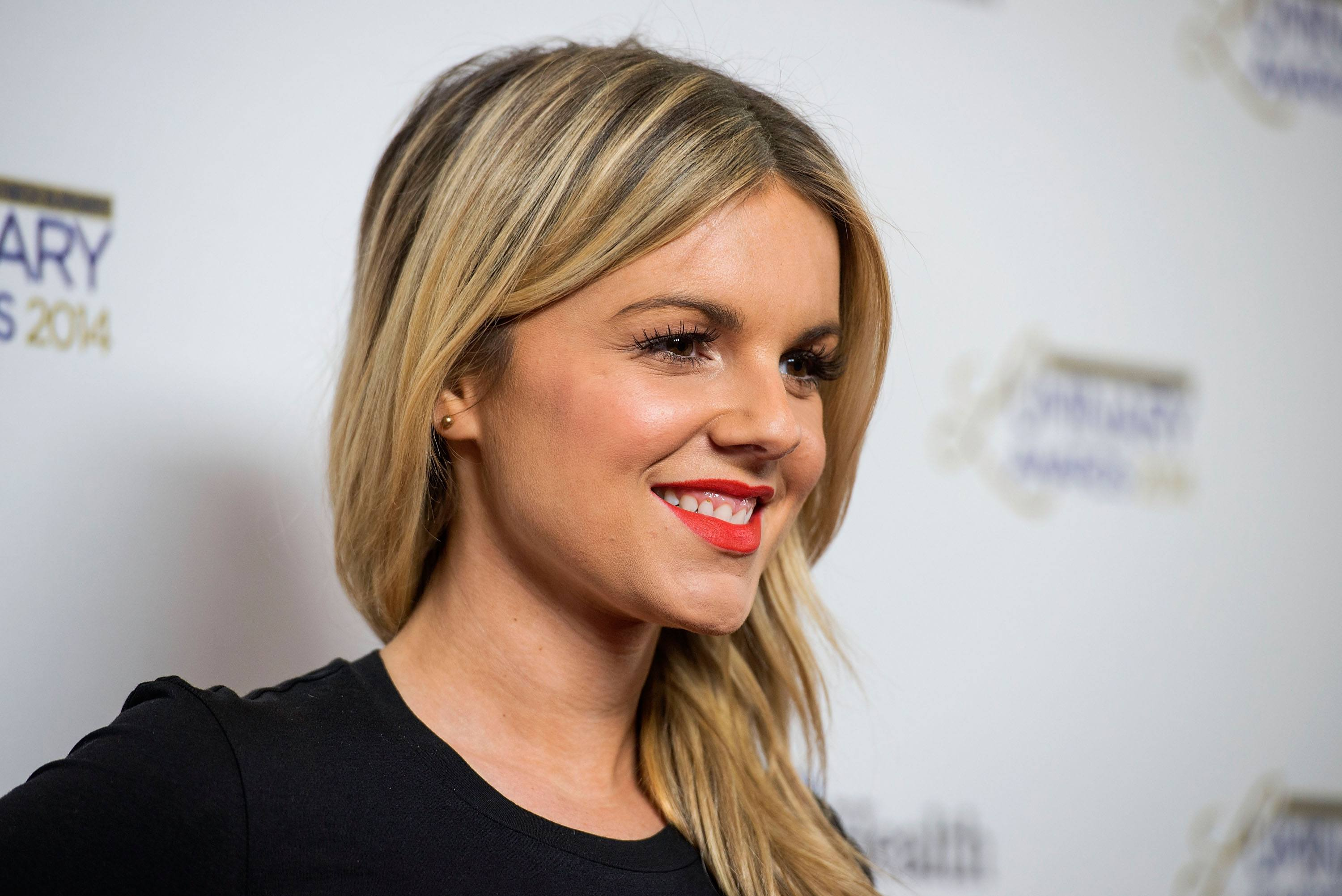 Ali Fedotowsky from the Bachelorette