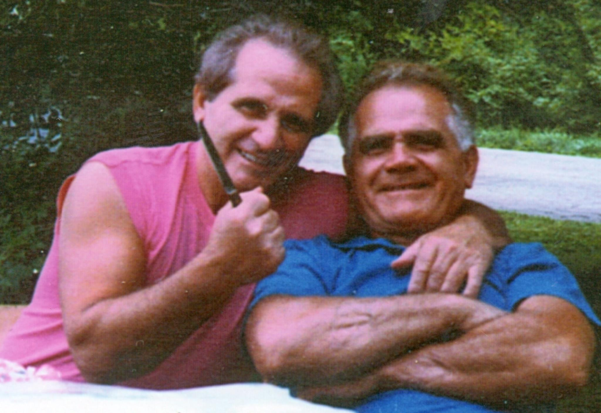 Amil Dinsio and his brother James