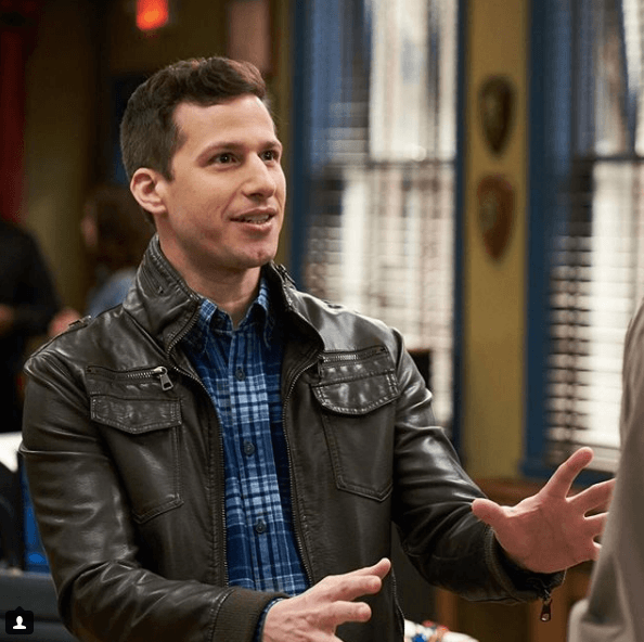 Andy Samberg on Brooklyn Nine-Nine