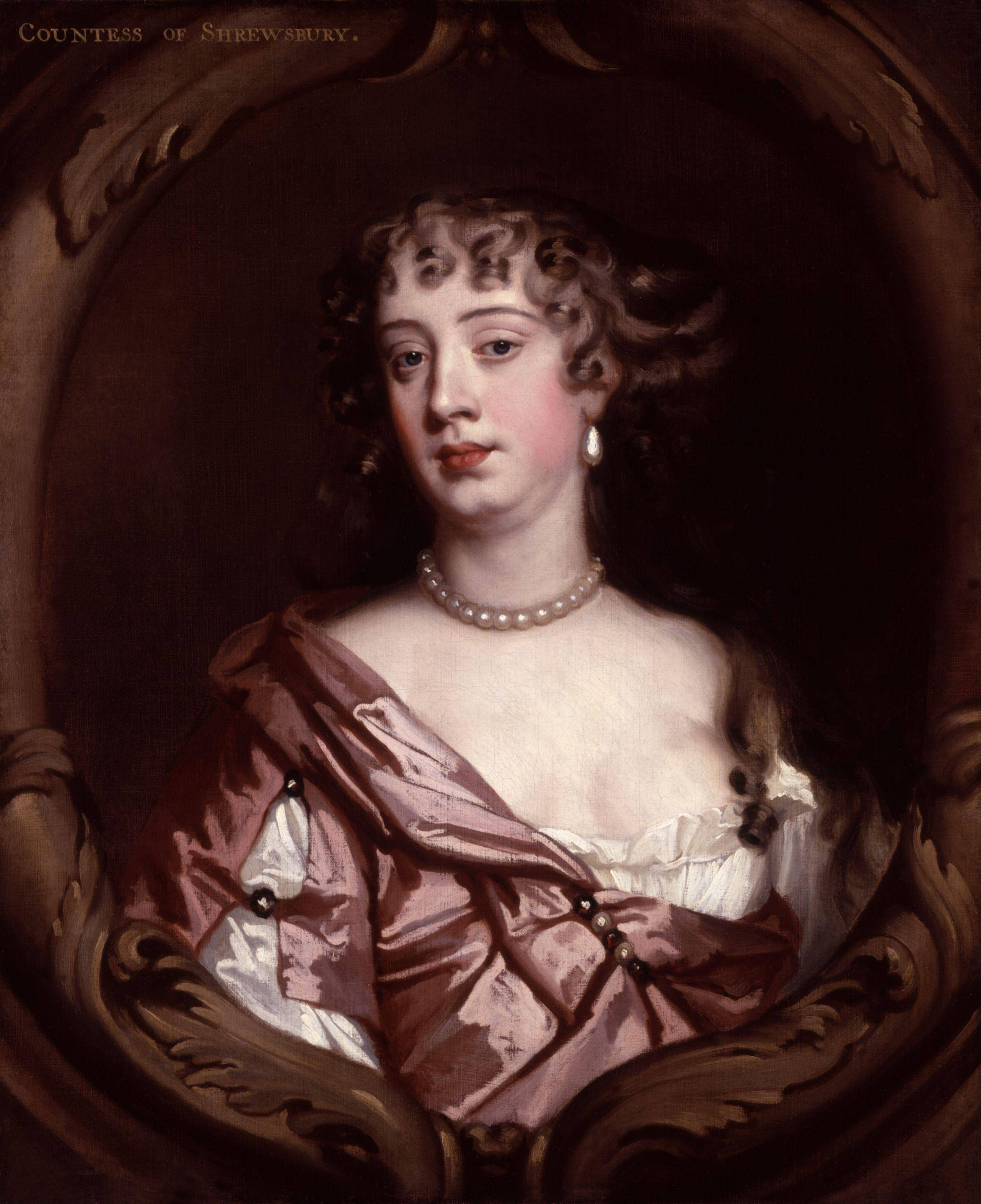 Anna Maria countess of shrewsbury
