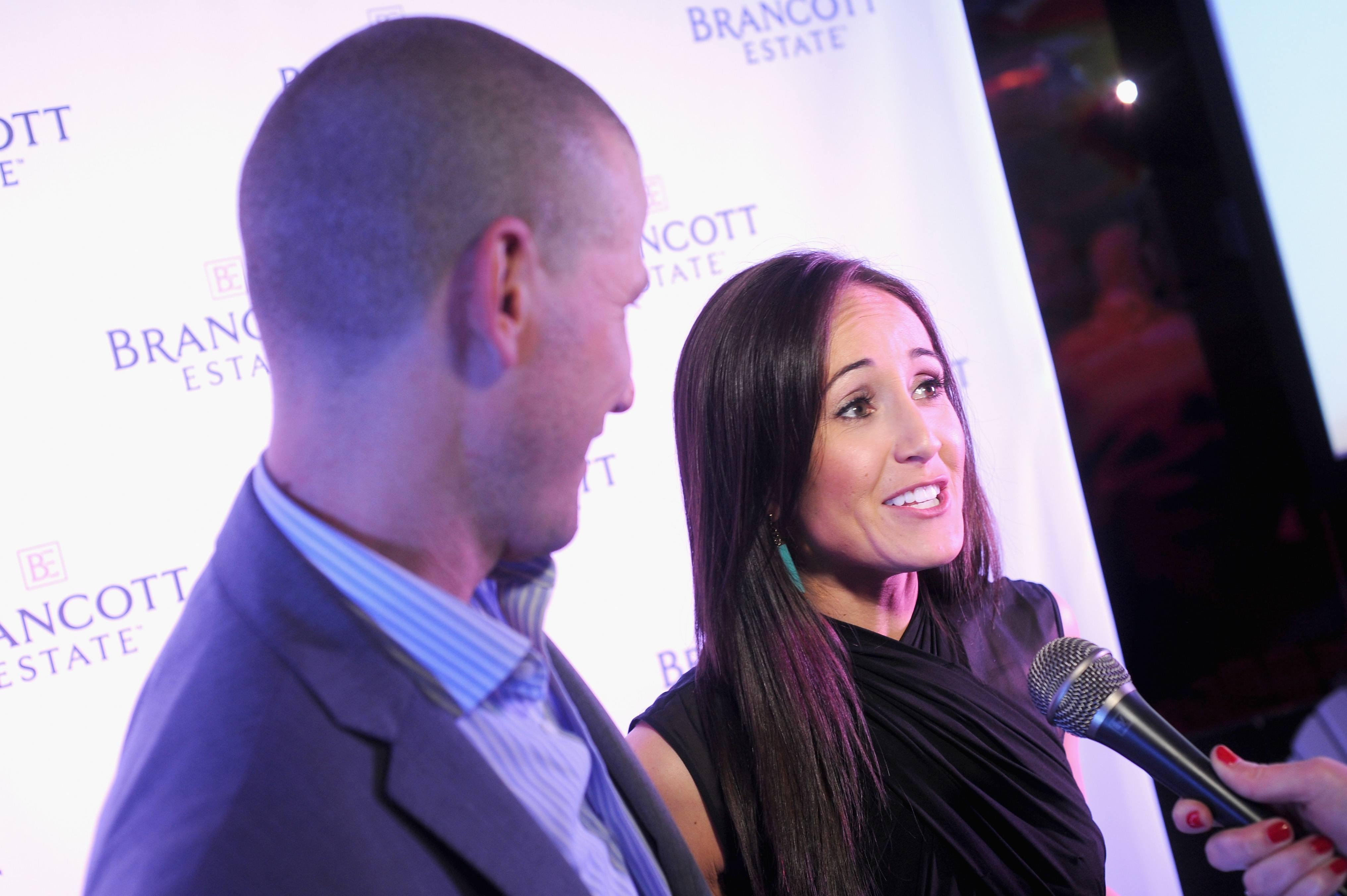 Ashley Hebert and J.P. Rosenbaum Celebrate Brancott Estate Chill Hour