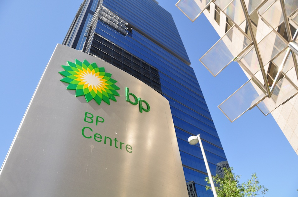 BP's Canadian head office