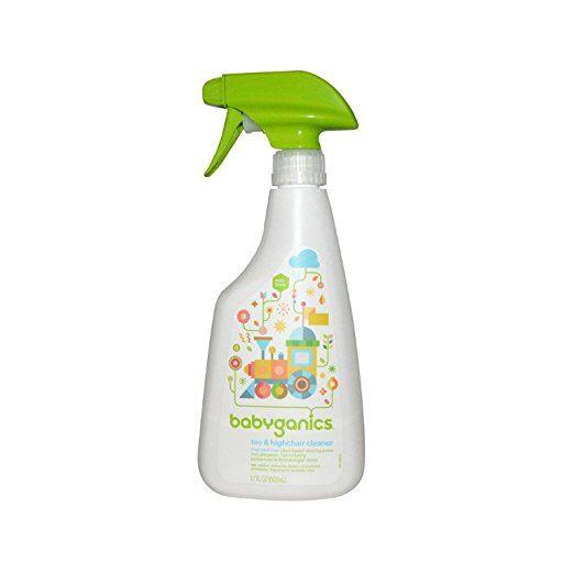 Babyganics cleaner