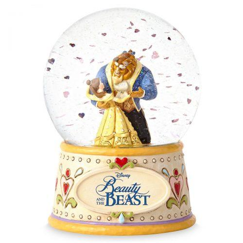 Beauty and the beast snow glove