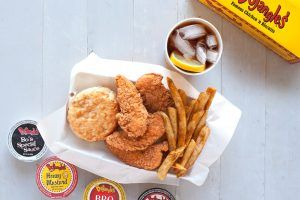 The Best Regional Fast Food Chains Across America Will Make You Hungry