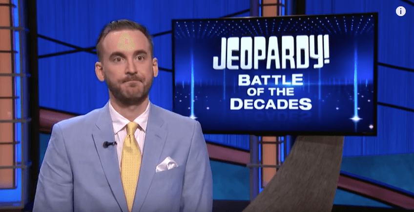 Brad Rutter on Jeopardy!