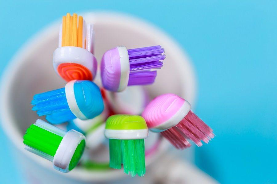 Colourful Tootbrushes