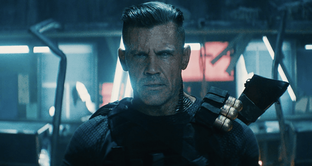 Cable in 'Deadpool 2.