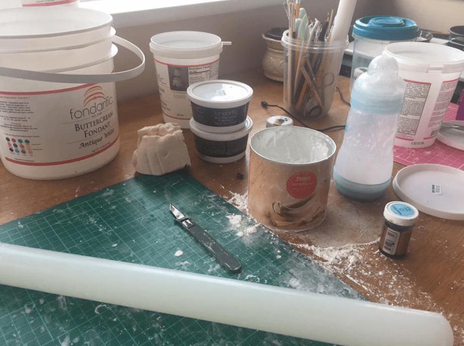 Cake supplies from Lara Mason Cake Art