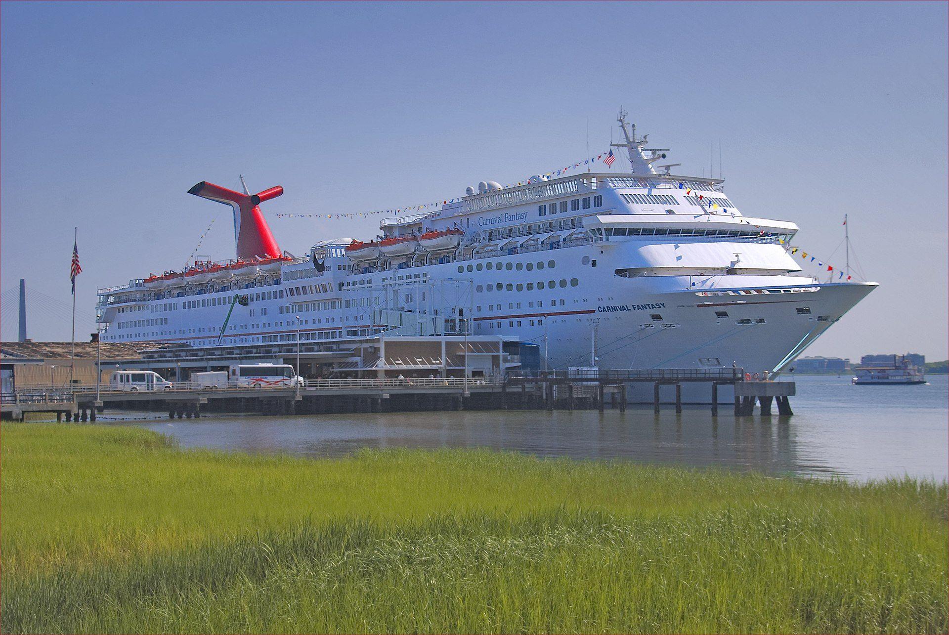 Carnival Fantasy cruise ship