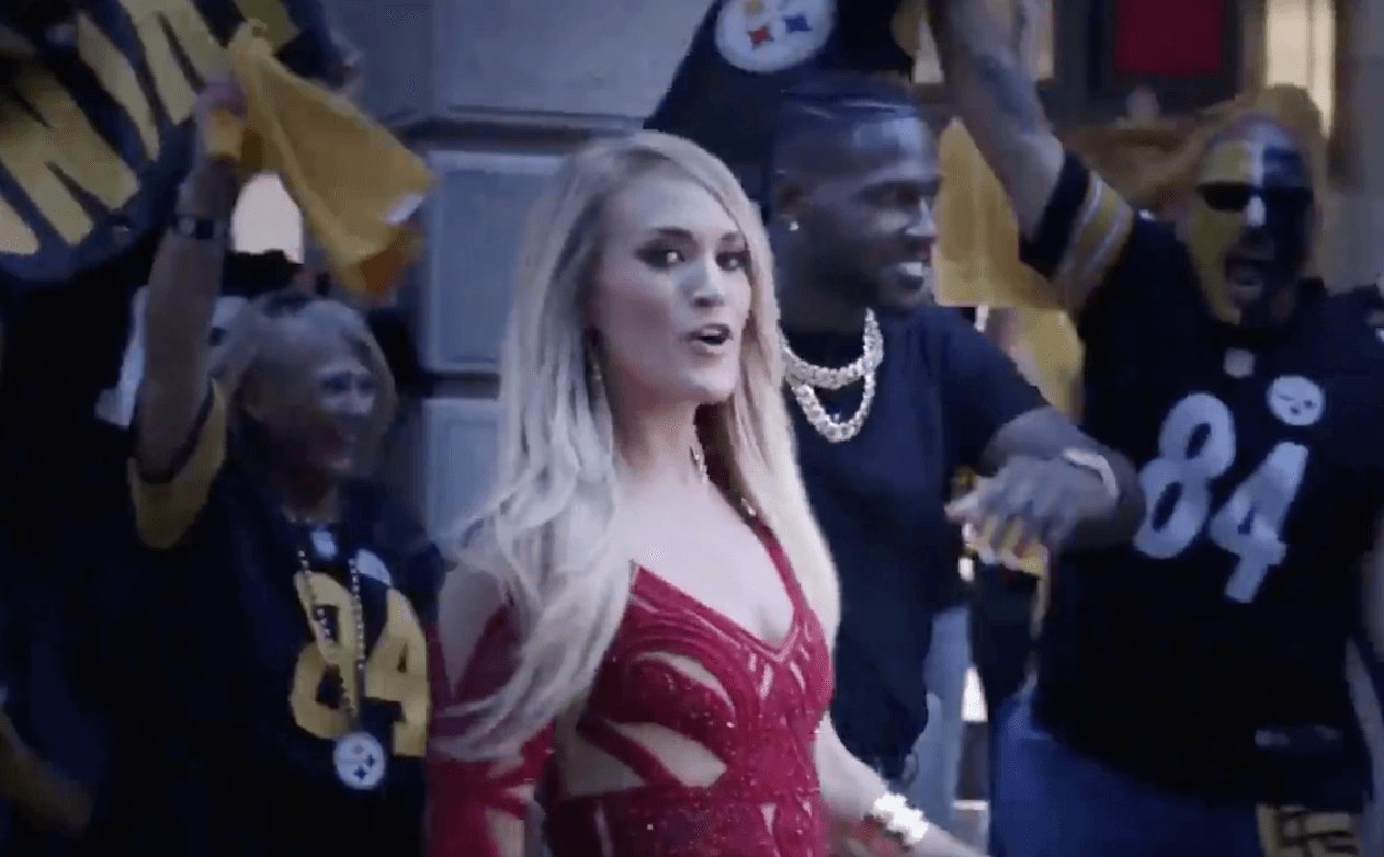 Carrie Underwood SNF