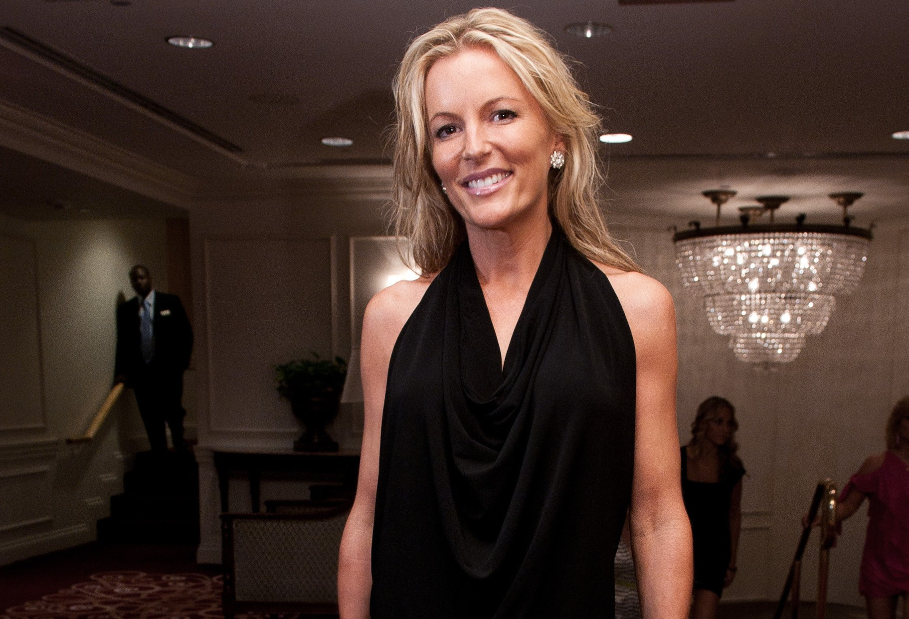 """Catherine Ommanney Bravo's """"The Real Housewives Of D.C."""" Premiere"""