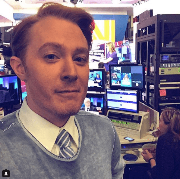 Clay Aiken on CNN