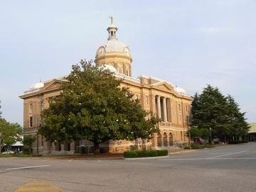 Clay County, Alabama, courthouse