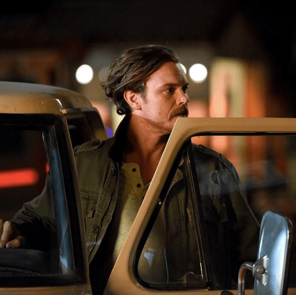 Clayne Crawford on Lethal Weapon