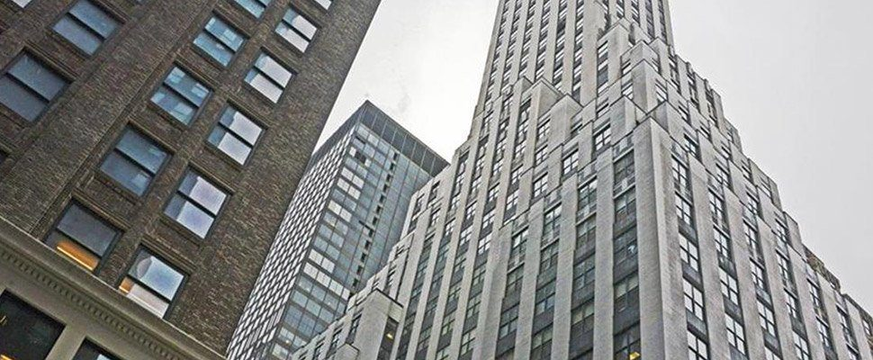 Corporate Suites office building