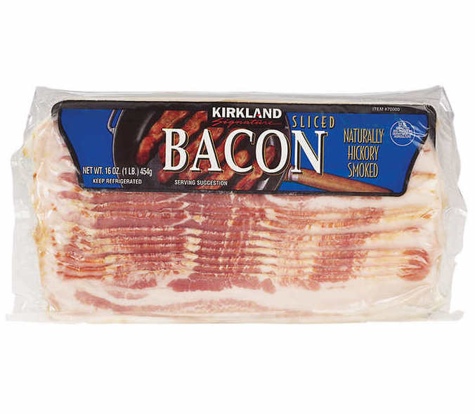 Costco Bacon
