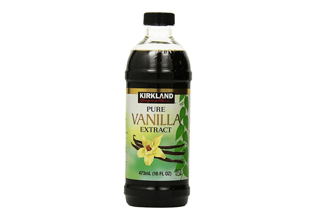 Costco Kirkland vanilla