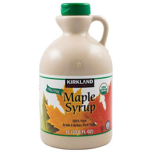 Costco Maple syrup