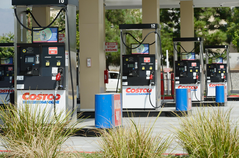 Costco gasoline