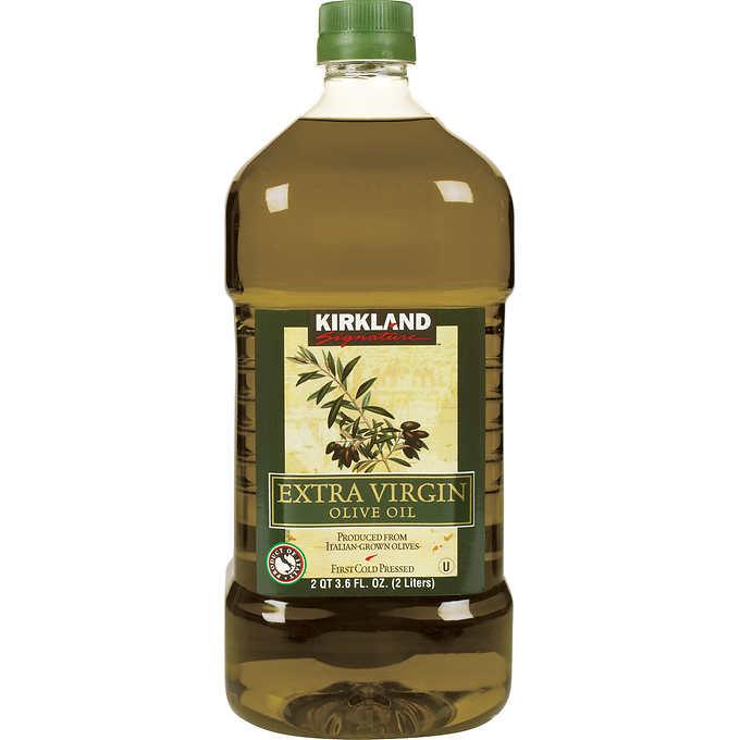 Costco olive oil