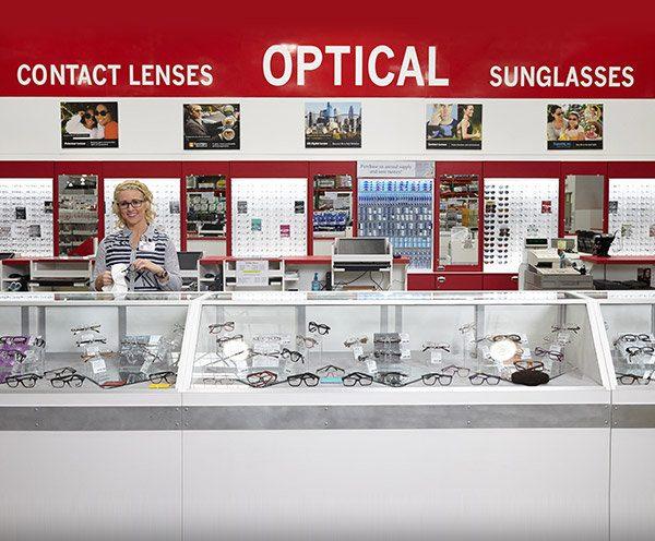 Costco optical