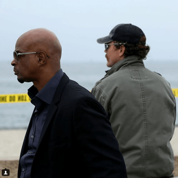 Clayne Crawford and Damon Wayans on Lethal Weapon