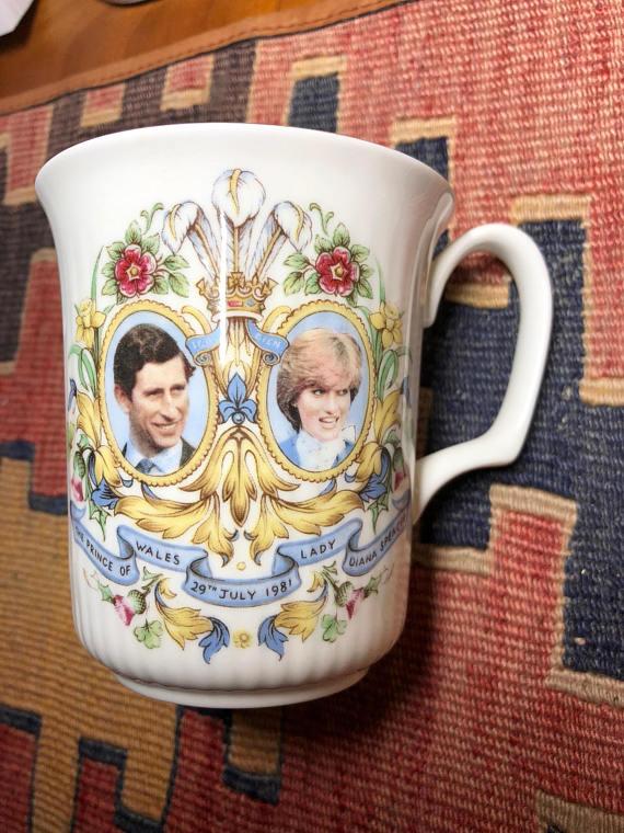 Diana teacup