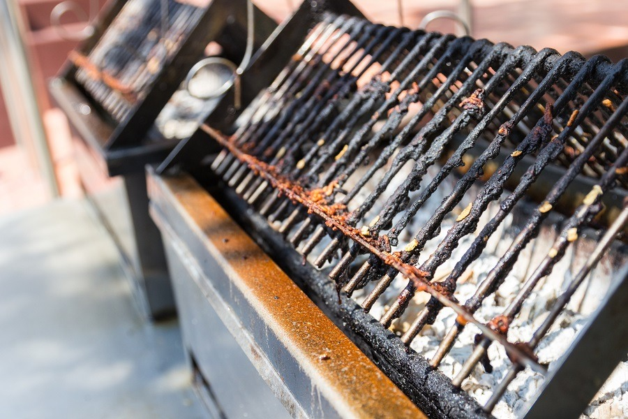 Unclean Grill