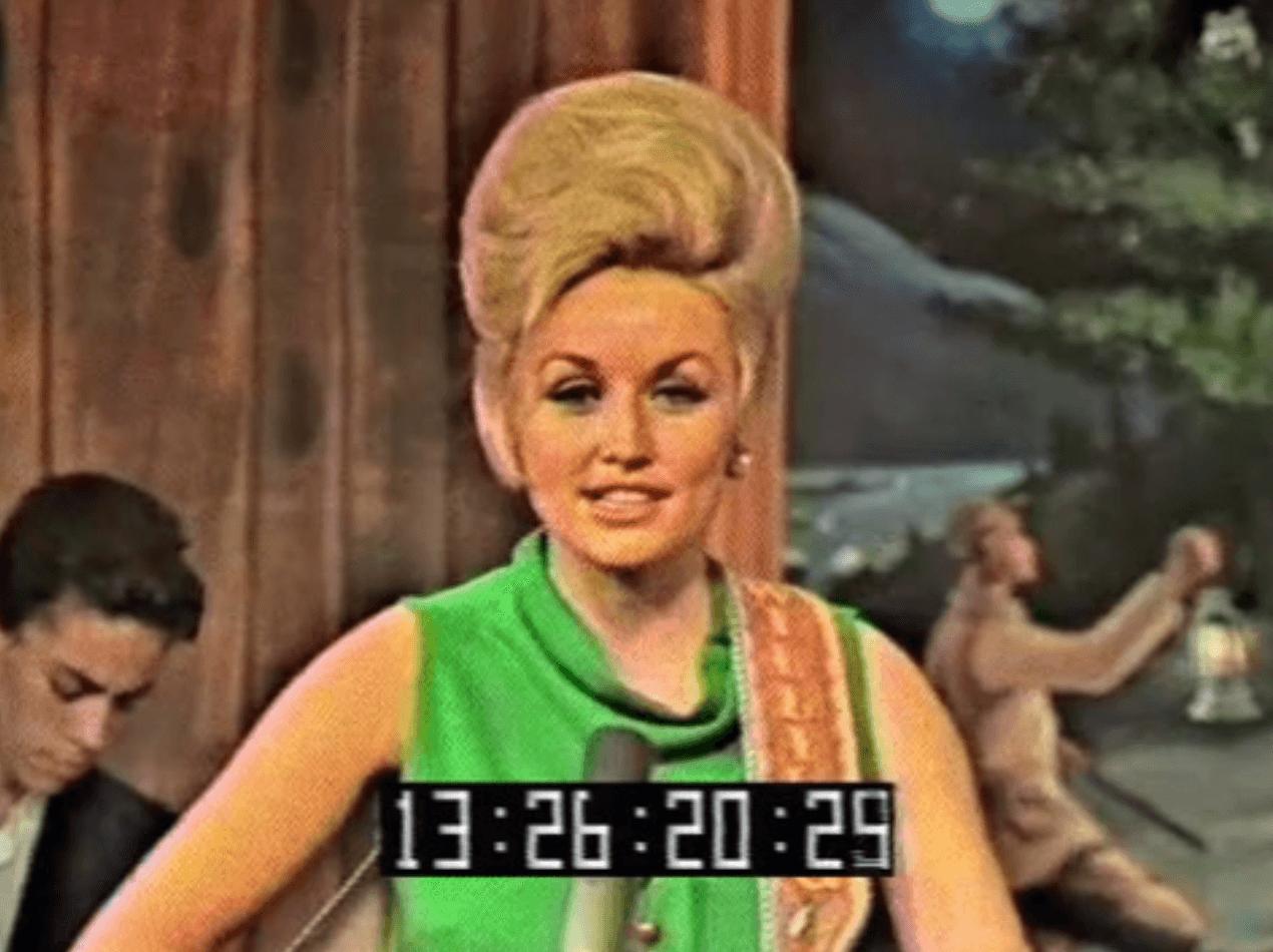 Dolly Parton Cas Walker