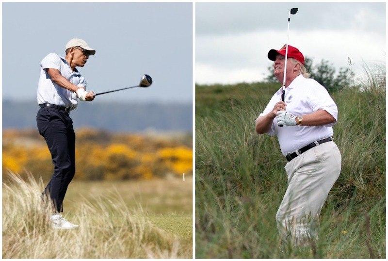Photos That Make Donald Trump Look 100 Times Unhealthier