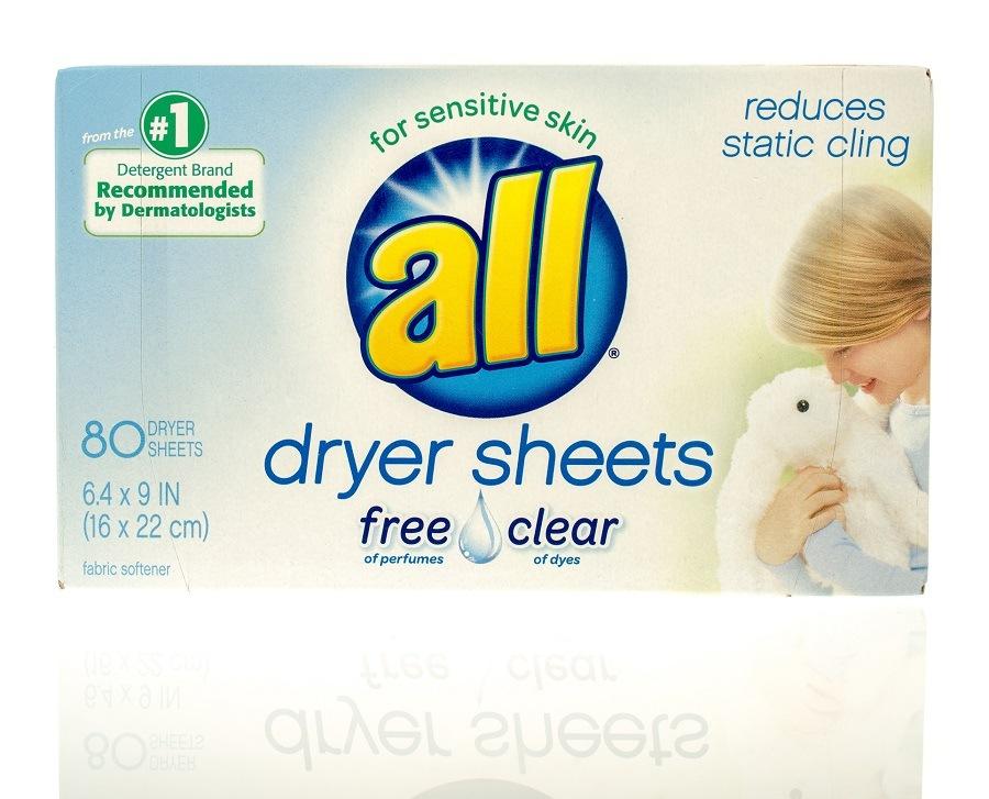 Dryer Sheet