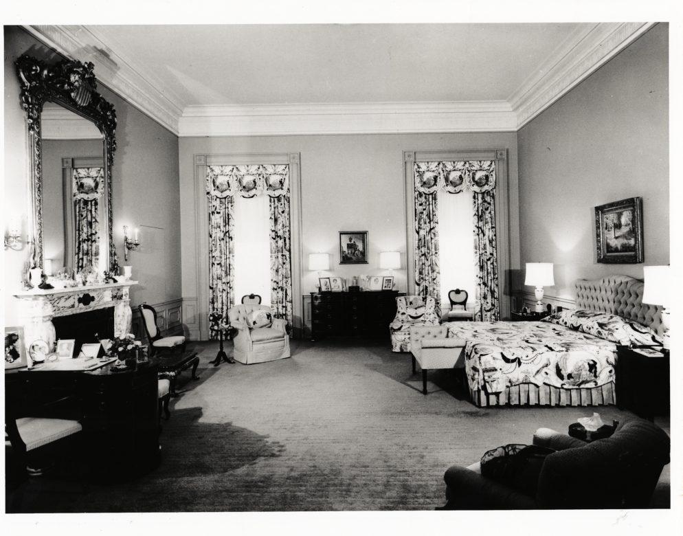 Eisenhower white house decoration