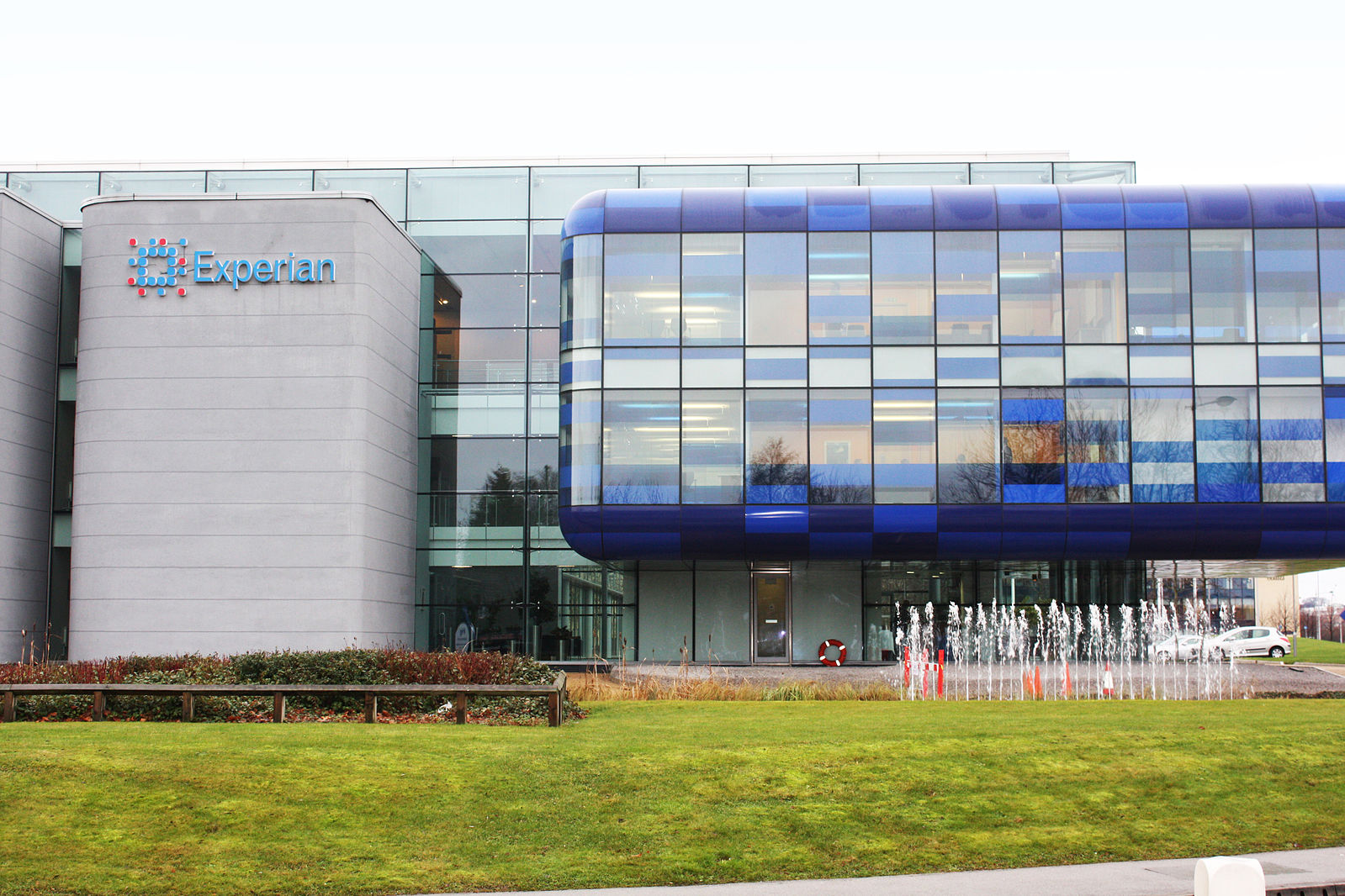 Experian headquarters in the UK